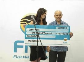 FNB Art Price winner: Cedric Nunn